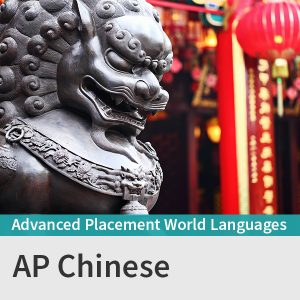 AP Chinese course picture
