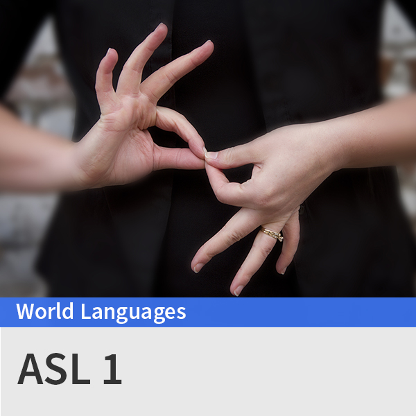 ASL 1 course picture