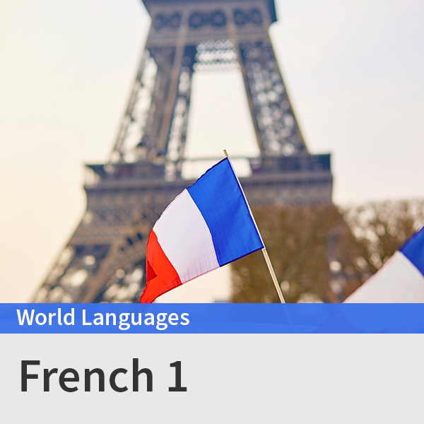 French 1 course picture