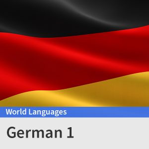German 1 course picture