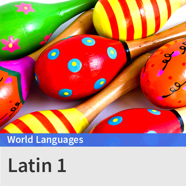 Latin 1 course picture