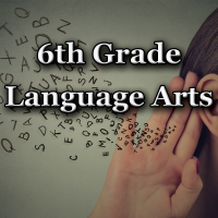 6th Grade Language Arts Course