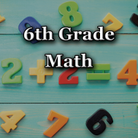6th Grade Math Course