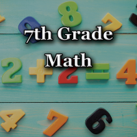 7th Grade Math Course