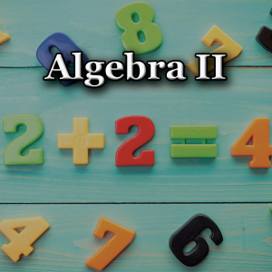 Summer Algebra 2 Course