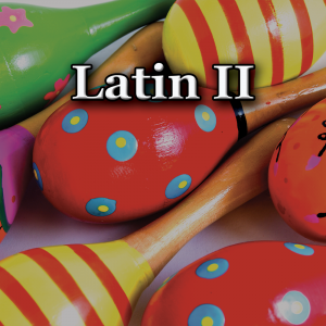 Summer Latin 2 Course