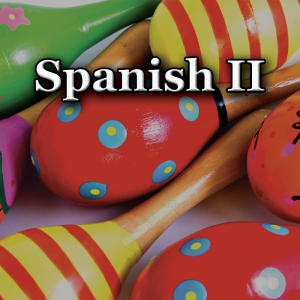 Summer Spanish 2 Course