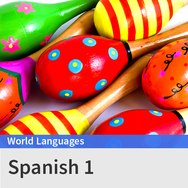 Spanish 1 course picture