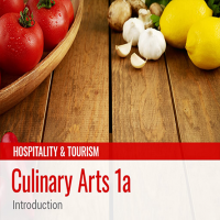 Culinary Arts 1a: Introduction