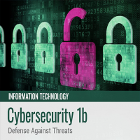 Cybersecurity 1b: Defense Against Threats