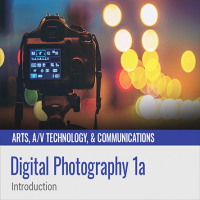 Digital Photography 1a: Introduction