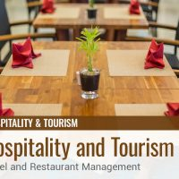 Hospitality and Tourism 2b: Hotel and Restaurant Management