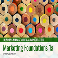 Marketing Foundations 1a: Introduction