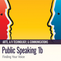 Public Speaking 1b: Finding Your Voice