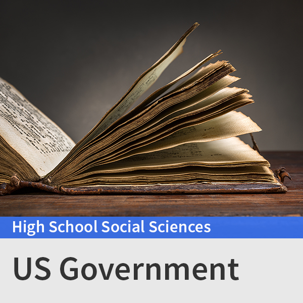 US Government course picture
